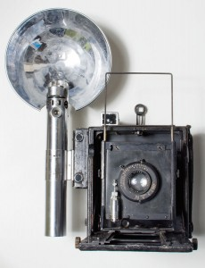 Graflex Speed Graphic (Photo by Adam Rose via Flickr)