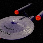 They didn't call it the Enterprise because they were thinking small. (I