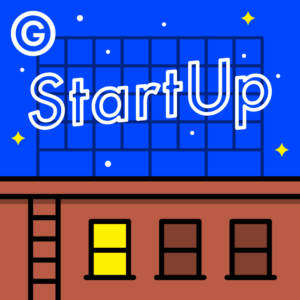 "The ""StartUp"" podcast from Gimlet Media uses expert storytelling to sneak a wealth of entrepreneurial knowledge into students' minds."